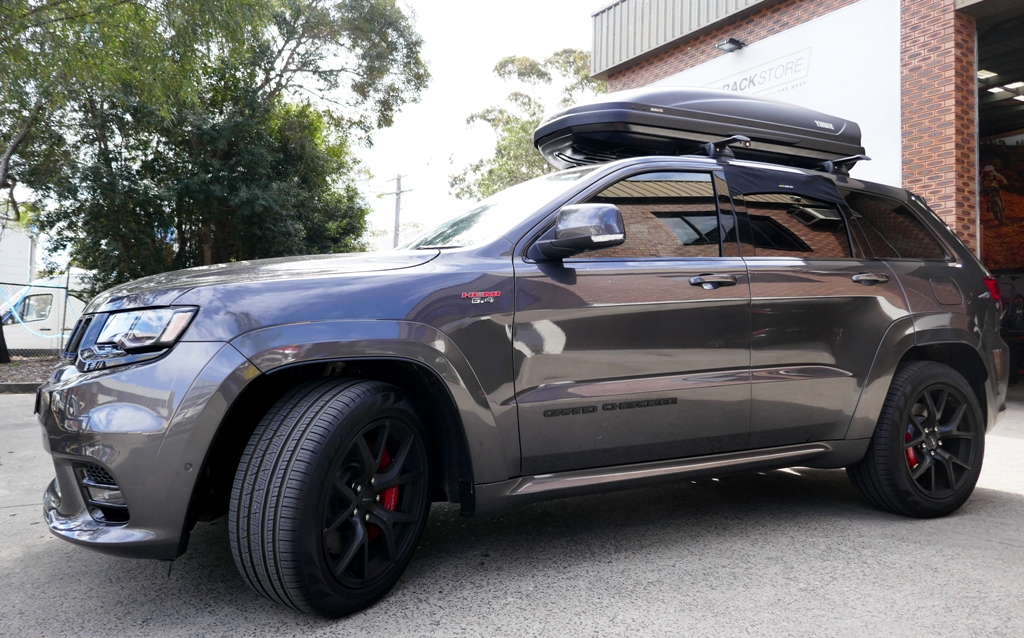 Jeep Cherokee White And Black >> Gallery - Roof Rack Store Sydney Australia - Thule, Yakima and Whispbar