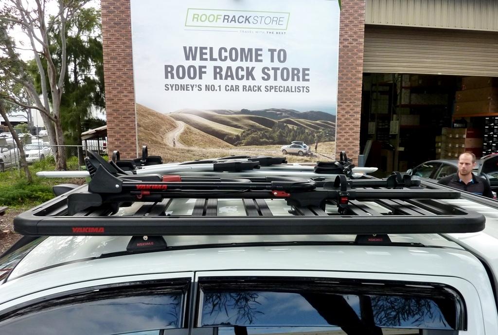 Gallery Roof Rack Store Thule Yakima Amp Whispbar