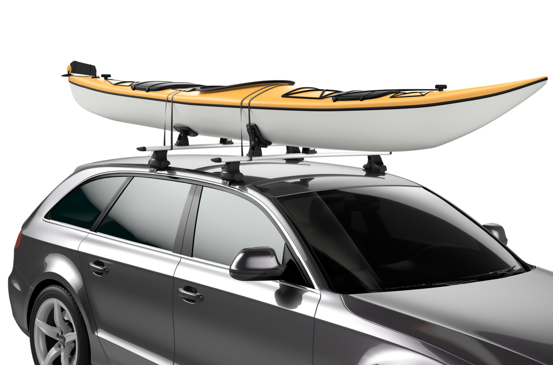 Thule Dockglide Kayak Carrier Free Shipping