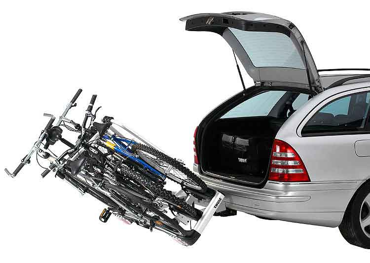 thule euroclassic 929 g6 3 bike carrier free shipping. Black Bedroom Furniture Sets. Home Design Ideas