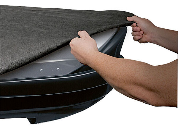 Thule Excellence Roof Box 611906 Free Key Alike