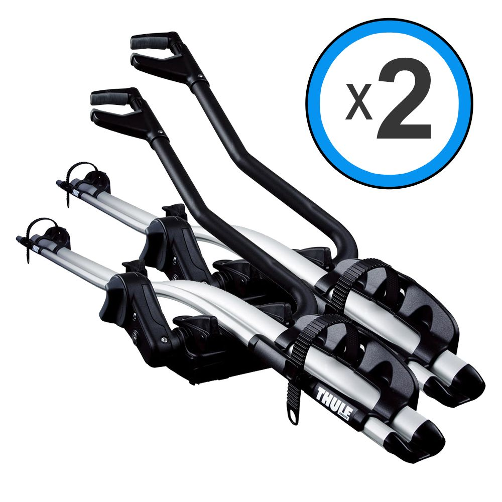 Thule Proride 591 Twin Pack Fitted Online Free Freight