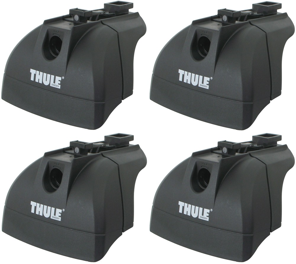 Thule Fixed Point Footpack 753 Instore Free Key Alike
