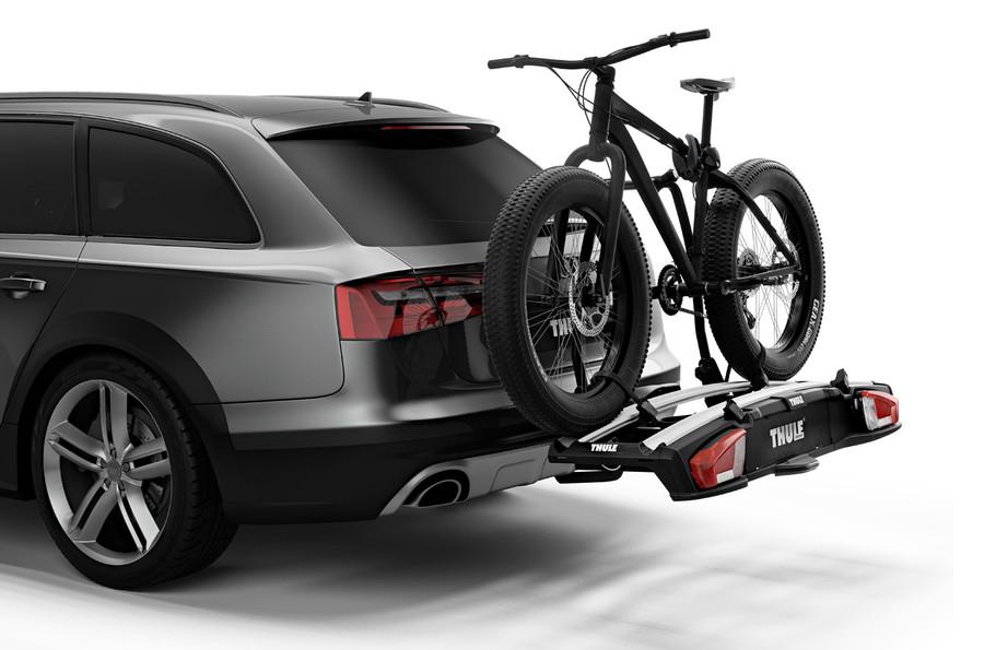 thule velospace xt 938 2 bike carrier free keyalike. Black Bedroom Furniture Sets. Home Design Ideas