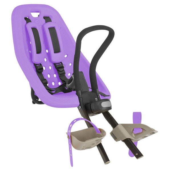 Yepp Mini Front Child Seat Purple Free Shipping
