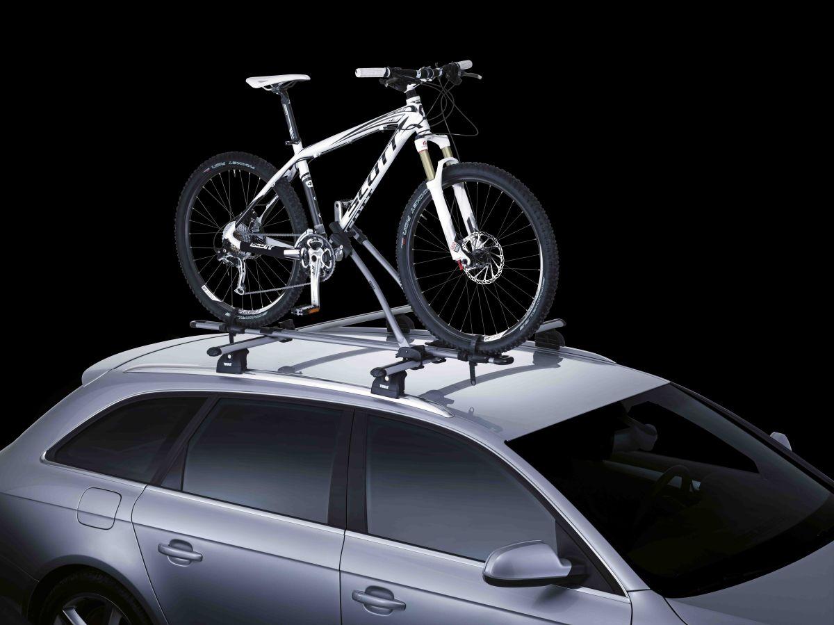 Thule FreeRide 532 Bike Carrier | Free KeyAlike & Shipping