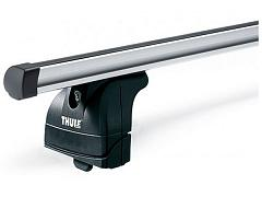 Thule roof racks for Fiat Scudo, 4dr Van (2 bar system) 2008 on, Professional Bar