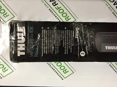 Thule Wing Bar Evo 108cm Black 71112 - Damaged Packaging