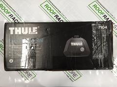 Thule 7104 Evo Raised Rail Foot Pack - Damaged Packaging