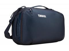 Thule Subterra Convertible Carry-On Bag with Laptop Sleeve - Mineral TSD340MIN 3203444
