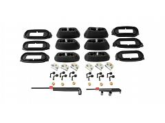 Rhino-Rack RCP Base Kit For Gen6 HiAce (6 Pack) RCP65-BK