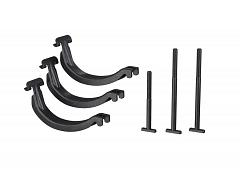 Thule Fit Kit 889800 Square Bar adaptor