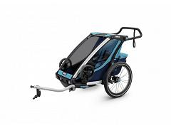 Thule Chariot Cross Trailer 1 Child Blue - 10202001