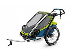 Thule Chariot Sport Trailer 1 Chartreuse 10201002 AU