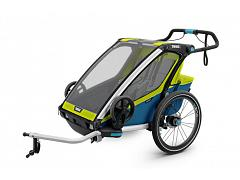 Thule Chariot Sport Trailer 2 Chartreuse 10201004 AU
