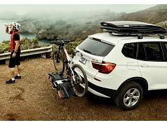 Thule EasyFold XT 933 2 Bike Carrier