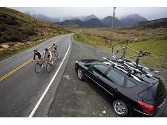 Thule OutRide 561 Silver Bike Carrier
