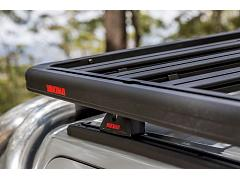 Yakima roof racks for Toyota Land Cruiser, 200 series without Roof Rails  11-2007 on, Platform D - Unassembled