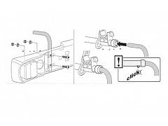 Thule Adapter Kit 9761