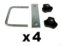 Thule U-Bolt Set 3035