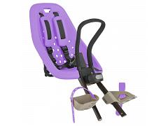 Thule Yepp Mini Front Seat Purple 020111 and FREE A-head adapter