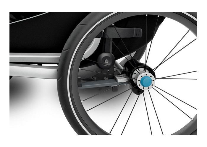 chariot bike trailer instructions
