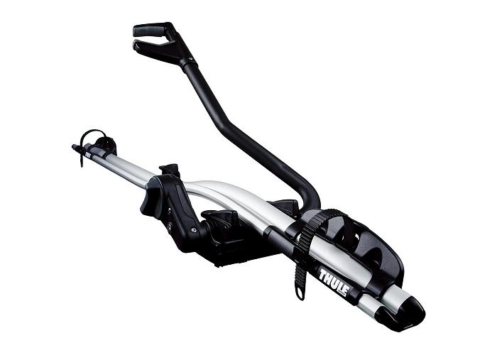 Thule ProRide 591 Silver Bike Carrier TWIN PACK