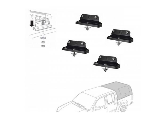 Thule 543 Artificial Fixpoint for 753 & 751