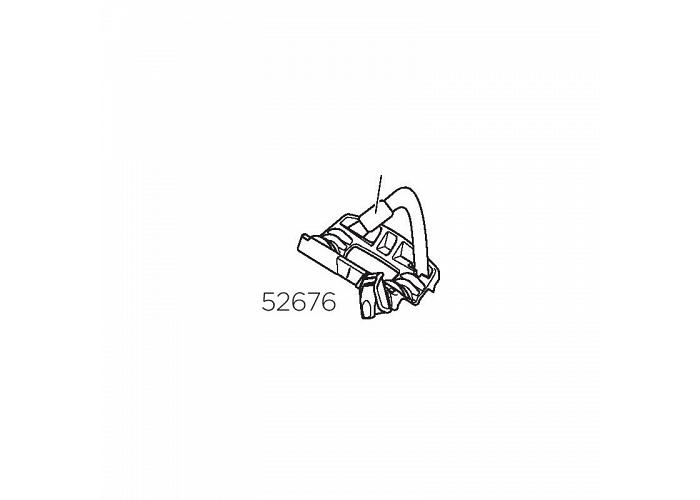 Thule 52958 Front Wheel Tray