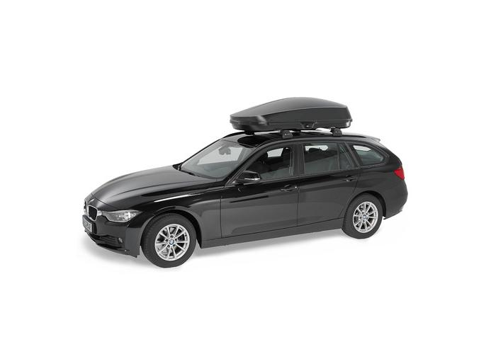 Whispbar WB751T 400L Roof Box Textured
