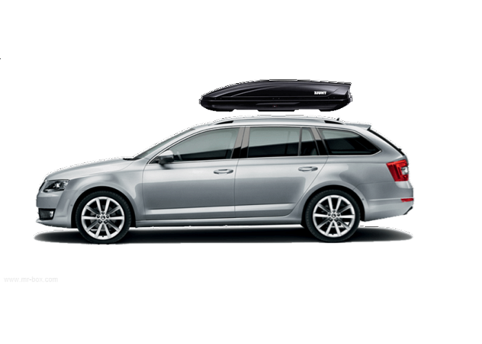 Thule Motion Sport 600 Roof Box Instore Expert Fitting