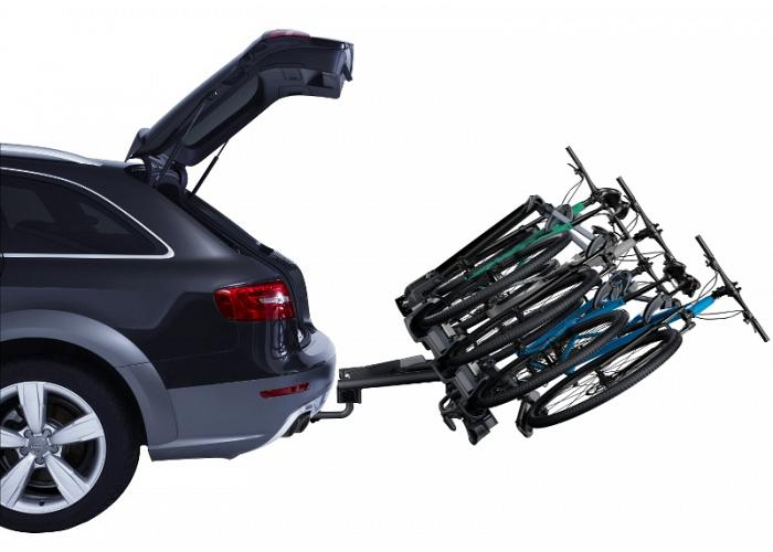 Thule VeloCompact 927 AU 3 Bike Tow ball Carrier