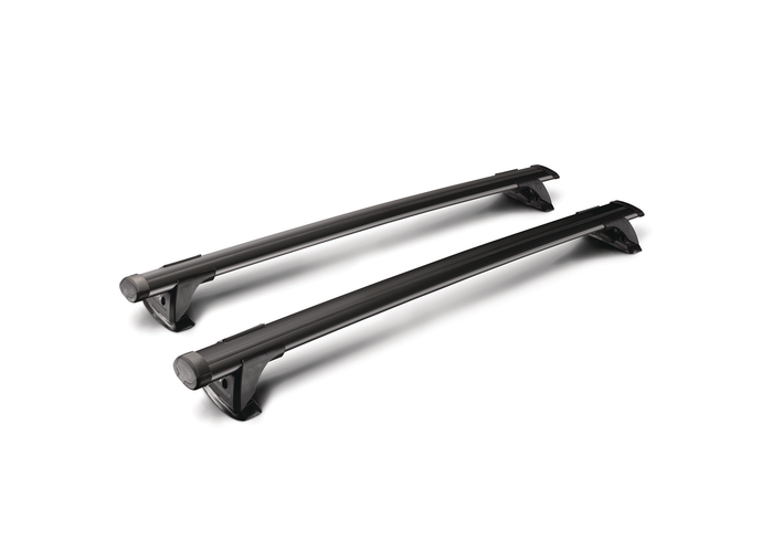 Whispbar S16WB Black Through bar Pack - 1200mm