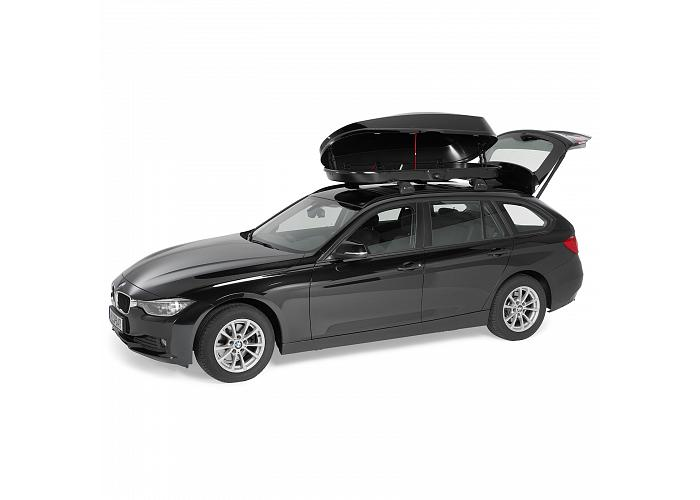 Whispbar WB751B 400L Roof Box Gloss Black