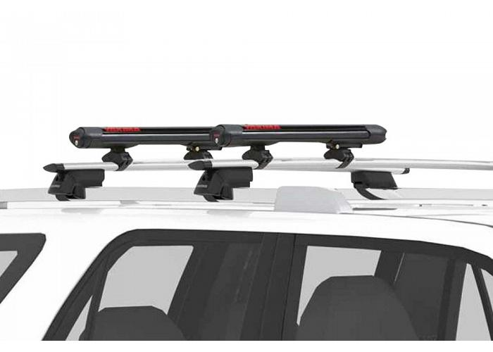 Yakima Fat Cat Evo 4 Black Ski and Snowboard Carrier 56cm loading width 8003095
