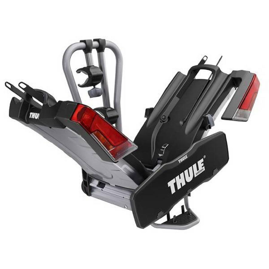 thule easyfold xt 933 2 bike free keyalike and shipping. Black Bedroom Furniture Sets. Home Design Ideas